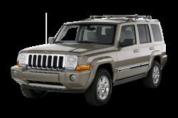 Автомобильные коврики EVA Jeep Commander 7 мест (2005-2010)