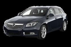 Автомобильные коврики EVA Opel Insignia I универсал (2009-2017)