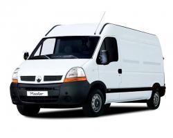 Автомобильные коврики EVA Renault Master II (1997-2010)