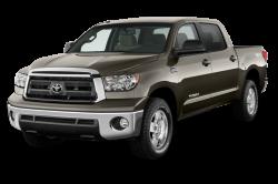 Автомобильные коврики EVA Toyota Tundra II CruMax (2007-2013)