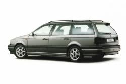 Автомобильные коврики EVA Volkswagen Passat B4 универсал (1993-1996)