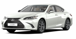 Автомобильные коврики EVA Lexus ES VII (2018->)