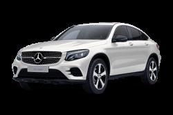 Автомобильные коврики EVA Mercedes-Benz GLC Coupe C253 (2015->)