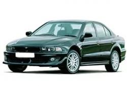 Автомобильные коврики EVA Mitsubishi Galant VIII 4WD, правый руль (1996-2003)