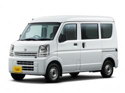 Автомобильные коврики EVA Nissan NV100 Clipper III 4WD, правый руль(2015->)