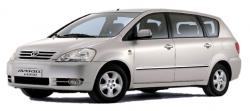 Автомобильные коврики EVA Toyota Avensis Verso I, левый руль (2001-2009)