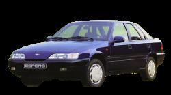 Автомобильные коврики EVA Daewoo Espero (1990-1999)