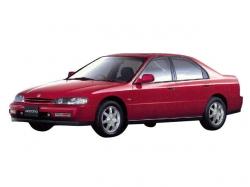 Автомобильные коврики EVA Honda Accord V правый руль (1993-1998)