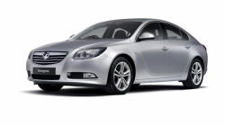 Автомобильные коврики EVA Opel Insignia I лифтбек (2009-2017)