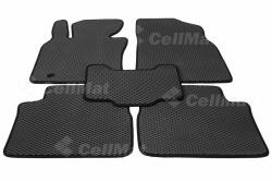 Автомобильные коврики EVA Toyota Camry VIII XV70 (2017->)