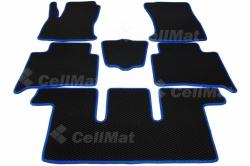Автомобильные коврики EVA Toyota Fortuner II (2015->)