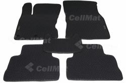 Автомобильные коврики EVA Nissan Qashqai II J11 UK (2013->)