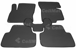 Автомобильные коврики EVA Skoda Octavia III A7 рестайлинг (2017->)