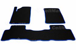 Автомобильные коврики EVA SsangYong Rexton II (2006-2012)