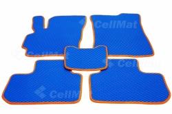 Автомобильные коврики EVA Chery Bonus A13 (2011-2014)