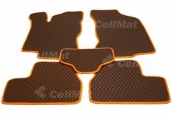 Автомобильные коврики EVA Datsun mi-DO (2015->)