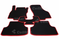 Автомобильные коврики EVA SEAT Leon III (2012->)