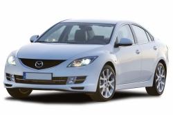 Автомобильные коврики EVA Mazda 6 II GH лифтбек (2007-2012)