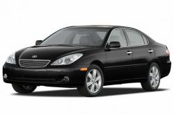 Автомобильные коврики EVA Toyota Windom XV30, правый руль (2001-2006)