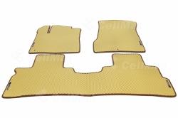 Автомобильные коврики EVA Nissan Murano III Z52 (2014->)