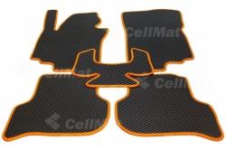 Автомобильные коврики EVA SEAT Altea I рестайлинг FreeTrack (2009-2015)