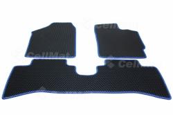 Автомобильные коврики EVA Toyota Aqua I, правый руль (2011-2014)