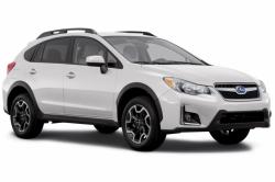 Автомобильные коврики EVA Subaru XV II (2017->)