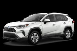 Автомобильные коврики EVA Toyota RAV4 V XA50 АКПП (2019->)