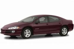 Автомобильные коврики EVA Dodge Intrepid II (1997-2004)