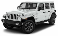 Автомобильные коврики EVA Jeep Wrangler IV JL 5D (2017->)