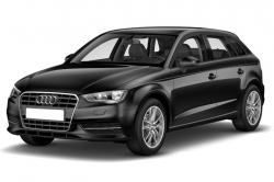 Автомобильные коврики EVA Audi A3 III 8V 5D sportback (2013-2020)