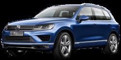 Автомобильные коврики EVA Volkswagen Touareg II 2-ух зонный климат контроль (2010-2018)
