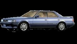 Автомобильные коврики EVA Toyota Chaser X80, правый руль (1988-1992)