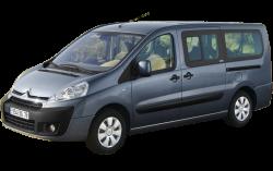 Автомобильные коврики EVA Citroen Jumpy II (2007-2016)