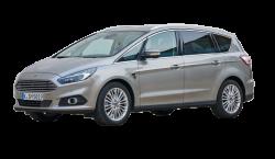 Автомобильные коврики EVA Ford S-Max II (2015->)