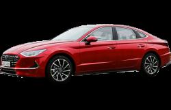 Автомобильные коврики EVA Hyundai Sonata VIII DN8 (2020->)