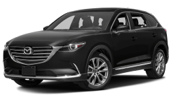 Автомобильные коврики EVA Mazda CX-9 II (2016->)