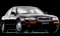 Автомобильные коврики EVA Mazda Xedos 9 I (1993-2003)