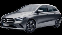 Автомобильные коврики EVA Mercedes-Benz B W247 (2018->)