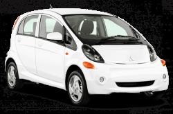 Автомобильные коврики EVA Mitsubishi i-MiEV, правый руль (2009->)