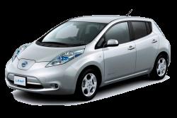 Автомобильные коврики EVA Nissan Leaf I, правый руль (2010-2017)