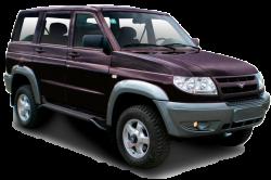 Автомобильные коврики EVA УАЗ Patriot I (2005-2012)