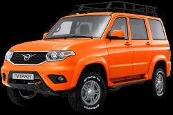 Автомобильные коврики EVA УАЗ Patriot I рестайлинг 2 (2014-2016)