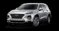 Автомобильные коврики EVA Hyundai Santa Fe IV 7 мест (2018->)