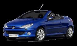 Автомобильные коврики EVA Peugeot 206 СС кабриолет (1998-2012)