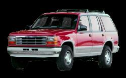 Автомобильные коврики EVA Ford Explorer I (1990-1994)