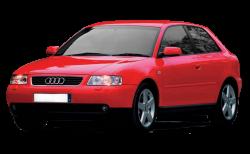 Автомобильные коврики EVA Audi A3 I 8L 3х дверный хэтчбек (1996-2003)