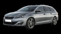 Автомобильные коврики EVA Peugeot 308 II SW (2013->)