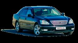 Автомобильные коврики EVA Lexus LS III (2000-2006)